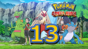 Pokemon Omega Ruby Vietsub 13 - YouTube