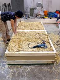 dry straw bale sips a new approach