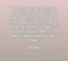Ray Lee Hunt Quotes. QuotesGram