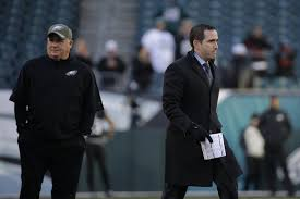 Chip Kelly doesn't know 'exactly' what Howie Roseman does | PhillyVoice