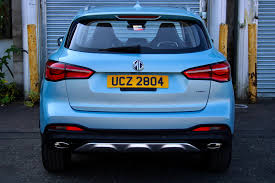 MG Unveils HS Plug-In Hybrid SUV, Priced From £29,995