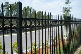 Steel Fence Gate Ideas Kimberly Fence Supply