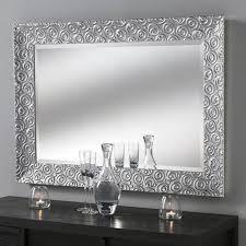 contemporary wall mirror rectangular