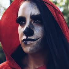 how to do wolf makeup for halloween