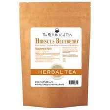 hibiscus blueberry tea bags the
