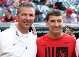 Urban Meyer's son Nate joins Cincinnati football team