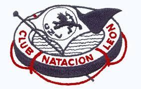Resultado de imagen de LOGO CLUB NATACION LEON