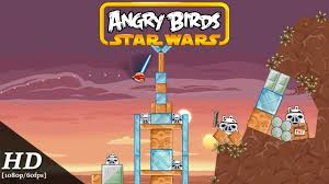 Angry Birds Star Wars Android Gameplay [1080p/60fps] - YouTube
