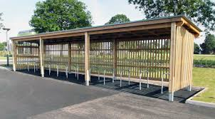 Sheldon Cycle Shelter Scs310
