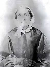 """Mary """"Polly"""" Ward Tucker (1800-1876) - Find A Grave Memorial"""