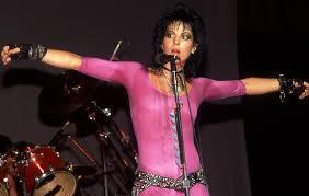 """Joan Jett on replacing Cherie Currie in The Runaways: """"I had to ..."""