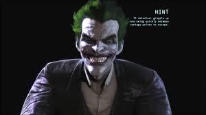 batman arkham origins game over the joker