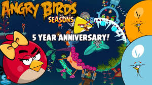 Angry Birds 5 Years Anniversary - PIG DAYS! Super Special One-off ...