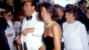 JEFFREY EPSTEIN AND GHISLAINE MAXWELL: THE DIABOLICS - Chic & Furious