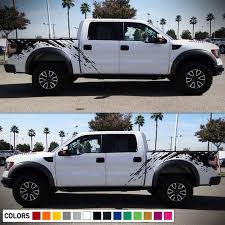 Decal Sticker Vinyl Bed Splash Mud Kit Compatible With Ford Etsy