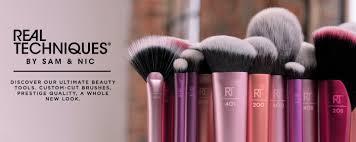 makeup brush sets real techniques
