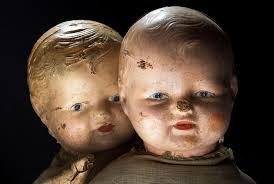 the history of creepy dolls history