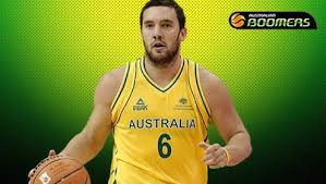 Adam Gibson In Boomers Team For FIBA World Cup