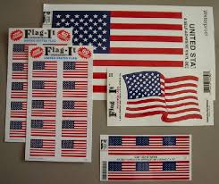 Us Flag Stickers And Decals