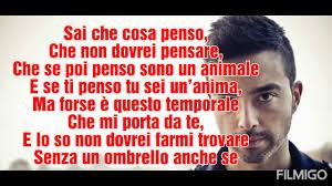 Diodato - Fai rumore (Sanremo 2020) testo - YouTube