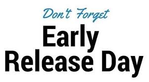 Image result for early release day