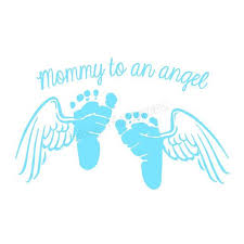 Angel Baby Memorial Decal Mommy Or Daddy To An Angel Angel Etsy In 2020 Baby Memorial Tattoos Angel Baby Pictures Angel Baby Memorial