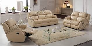 italian leather reclining sofa with