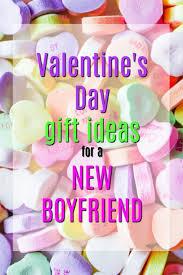 day gift ideas for a new boyfriend