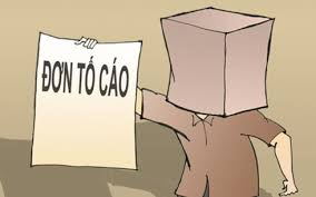 Image result for tố cáo