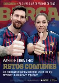 Revista Barca Nº 98 Castellano By Fc Barcelona Issuu