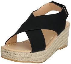 espadrille sandal platform sandals