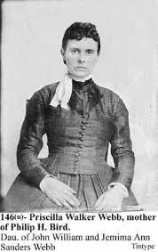 Priscilla Walker Webb Bird (1869-1941) - Find A Grave Memorial