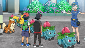 NEWS - Nữ cảnh sát Jenny qua các phần Pokemon