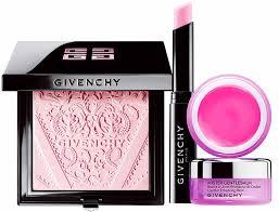 givenchy la revelation ss 2016 makeup