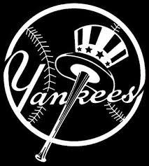 Ny Yankees Jets Vinyl Decal 6