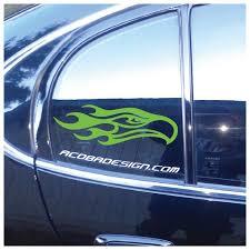 Seattle Seahawks Firehawk Lime Green Car Vinyl Decal Etsy