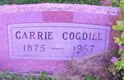 Carrie Addie Stewart Cogdill (1875-1967) - Find A Grave Memorial