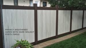 Best Fences For Modern Homes Best Fence Rail Of Florida