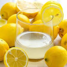how to make lemon water ifoodreal