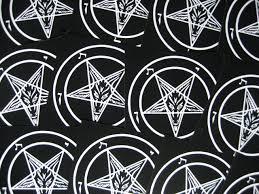 Lot Of 5 Pentagram Stickers Baphomet Demonic Devil Dragon Evil Goat Skull Goat S Head Gothic Metal Occult Punk Satan Satanic Skeleton Voodoo Wicca Witchcraft Leviathan Cross 666 Inverted Demon Buy