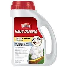 Ortho Home Defense Max Insect Killer Granules 2 5 Pound Ant Spider And Centipede Killer Walmart Com Walmart Com