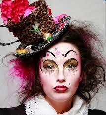 wonderland halloween makeup ideas