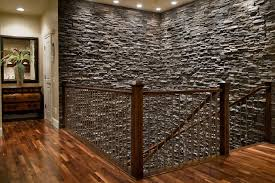 custom stone wall traditional