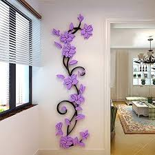 Cool 3d Kiss Lip Mirror Wall Sticker Room Decal Mural Art Diy Home Decoration