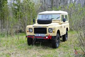 rover 3 5 with many defender parts