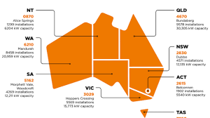 Australia's top 10 solar postcodes ...