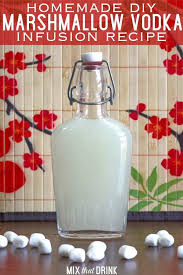 marshmallow vodka infusion tutorial
