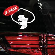 X2 Jesus Car Decal Sticker For Truck Rv Van Bike Moto Windows
