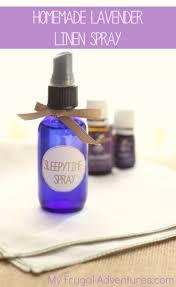 diy lavender linen spray perfect