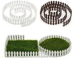Miniature Fence Etsy